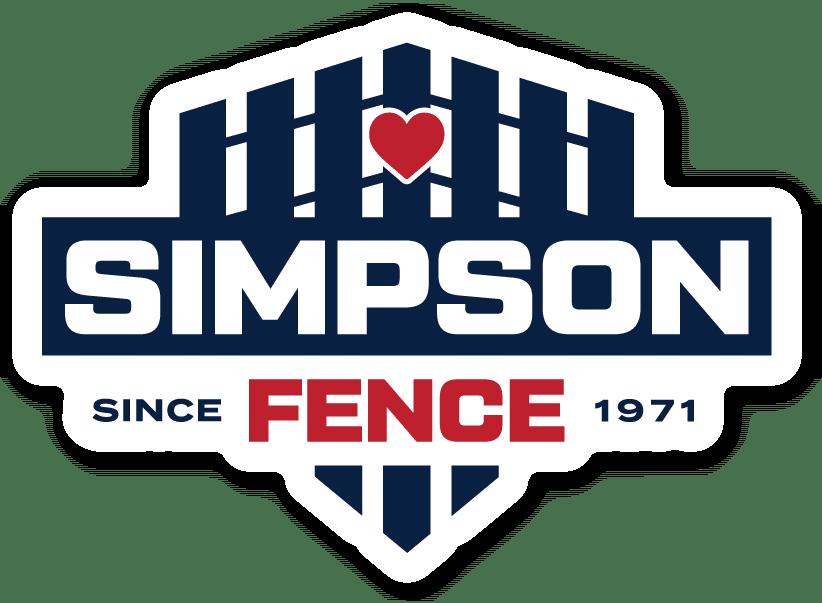 Simpson Fence Logo