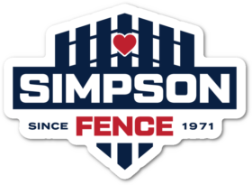 Simpson Fence Logo
